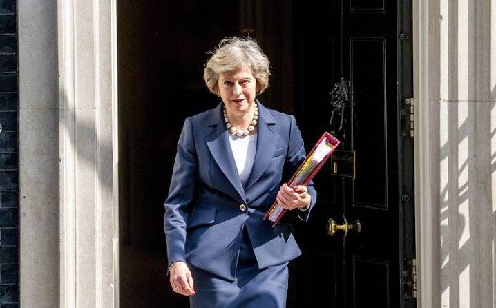 Тереза Меј  Европејците ќе може да останат во Британија и по Брегзит