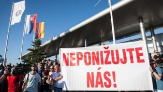 Илјадници Словаци сакаат рамноправна поделба на профитот