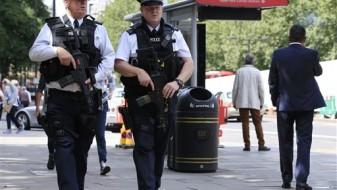 Британија гласа, полицијата апси терористи во Лондон