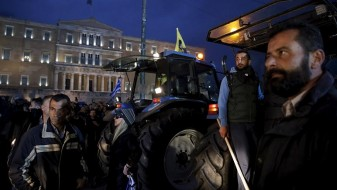 Атина: Протест за оставка на грчката влада