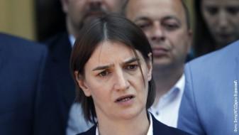 """""""Њујорк тајмс"""": Брнабиќ – напредок на геј правата во Србија"""