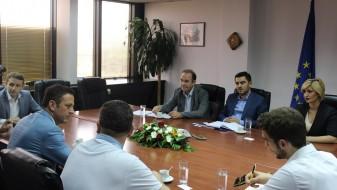 Бектеши: Домашните компании ќе ја имаат поддршката од Владата