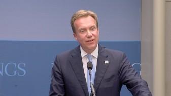 Норвешкиот министер за надворешни работи утре во посета на Македонија