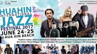 Четкар ќе настапи на најголемиот џез фестивал во Тајланд