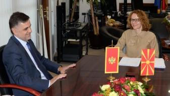 Шекеринска – Митровиќ: Со приемот на Црна Гора, проширувањето на НАТО доби незапирлива динамика