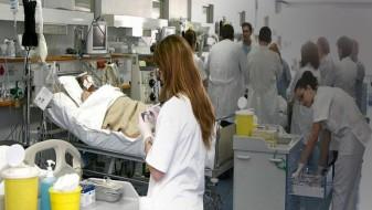 Грчките болници работат без климатизација