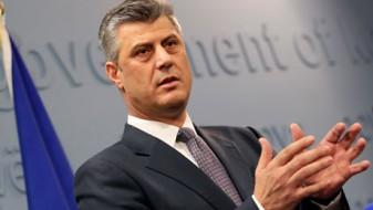 Тачи: Србија е одговорна за сите кризи во регионот