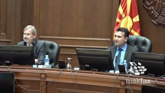 (ВИДЕО) Заев ја повика опозицијата да се вклучи во реформите за евроинтеграциите