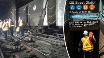 Воз излета од шините во Њујорк – над 30 повредени