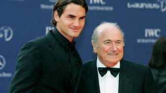 Блатер: Собирачот на пари Федерер е недопирлив