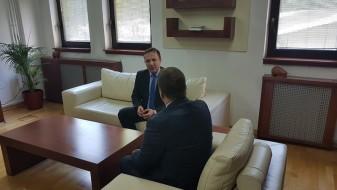 Спасовски ја презеде функцијата во МВР