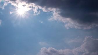 Сончево со умерена облачност, попладне нестабилно