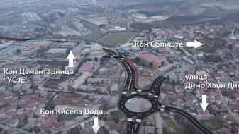 Град Скопје: Кружниот тек во Кисела Вода нема да ги затвори улиците