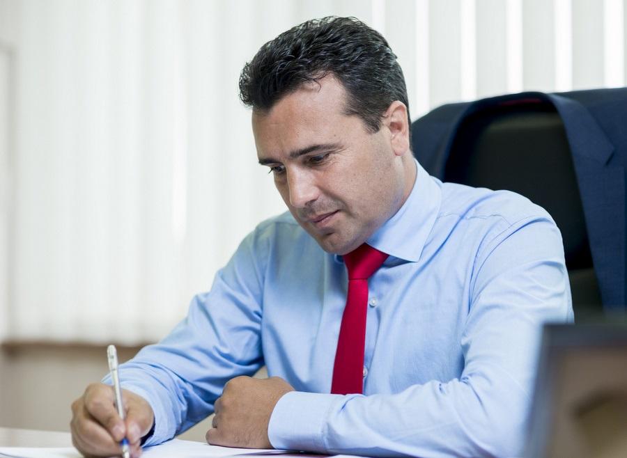 Заев му честита на Вучиќ  Македонија во Србија отсекогаш имала пријател и сојузник
