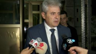 Ахмети: Го уверив Хан дека ќе ги реализираме прашањата што не приближуваат до Европа
