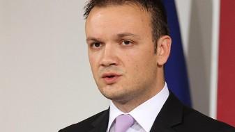 Владата го разреши досегашниот портпарол Ѓорѓиев