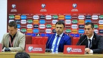 Ангеловски: Задоволен од дебитантите, незадоволен од играта во првиот дел
