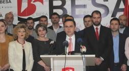 БЕСА во Тетово ги промовираше кандидатите за градоначалници