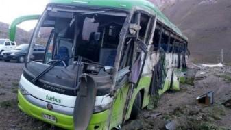 Аргентина: 15 загинати во автобуска несреќа