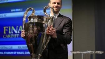 Чеферин: УЕФА ќе поддржи британска кандидатура за СП во 2030