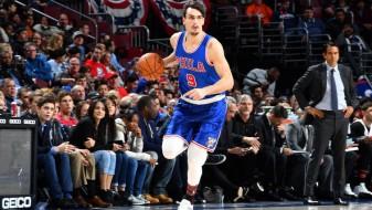 НБА: Дарио Шариќ во руки петорката