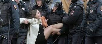 Берлин ја критикува Москва за апсењата
