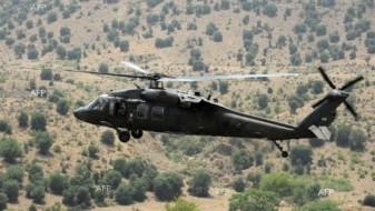 Од ПКК изјавија дека на 31 мај тие го собориле турскиот воен хеликоптер
