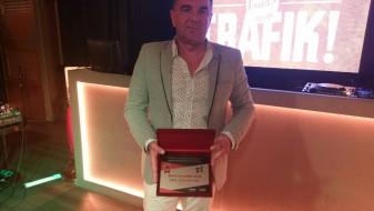 Д-р Емил Угриновски го доби признанието Личност на Југоисточна Европа за 2017 година