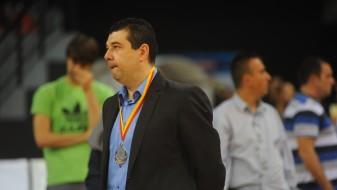 Драган Николиќ замина од Карпош Соколи