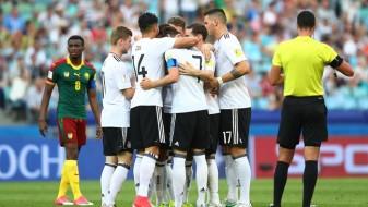 КК: Германија и Чиле изборија полуфинале