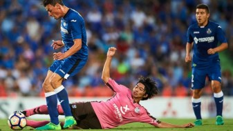 Хетафе експресно се врати во Ла Лига