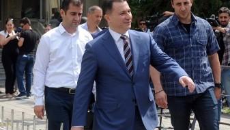 """Груевски на суд за """"шамарите"""" пред општина Центар"""