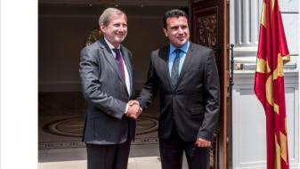 Хан на Твитер: Пофалби до Заев, Македонија сврте нова страница