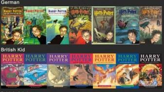 Хари Потер ги смени детските навики за читање