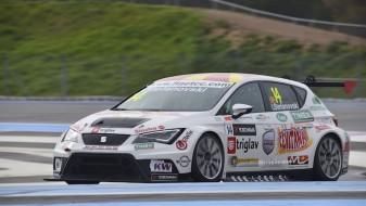 Иџе трет на втората трка во Португалија