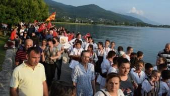 Охрид пулсира со летна раздвиженост: туристи, фолклористи, хористи, концерти, фестивали…