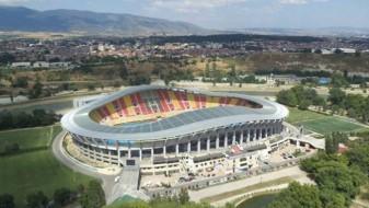 Aтриум демантира дека склучил договор за варосување на Телеком Арената