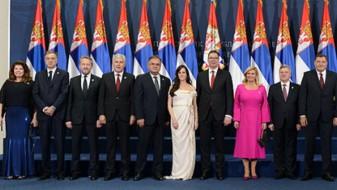 Иванов на инаугурација на Вучиќ: Билатерална средба закажана за утре