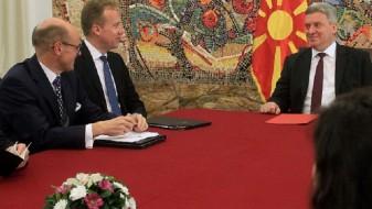 Иванов-Бренде: Норвешка силно ги поддржува евроатлантските аспирации на Македонија