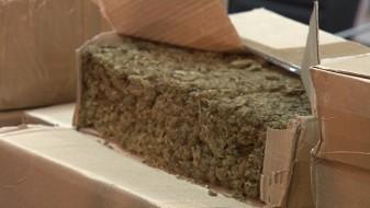 Полицијата заплени 164 килограми опојна дрога