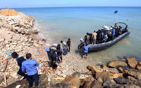 Ирската морнарица спаси 712 мигранти кај брегот на Либија