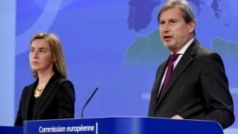 Могерини и Хан го поздравија изборот на новата Влада