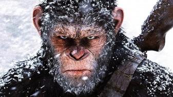 """""""Планета на мајмуните"""" позади сцените"""