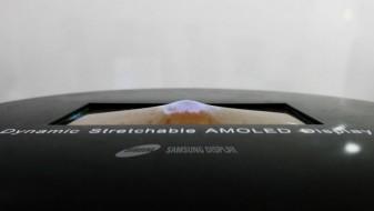 """""""Самсунг"""" ги претстави првите превитливи и растегливи ОЛЕД екрани"""
