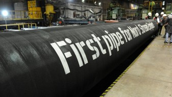 """Русија: Почна изградбата на гасоводот """"Турски тек"""""""