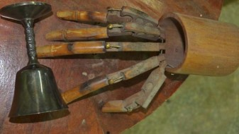 """Изложба: Kинетички музички скулптури е поставена во """"Чифте амам"""""""