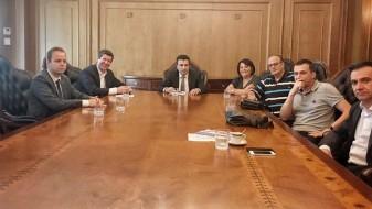 Заев договараше медиумски реформи со здружението и синдикатот на новинарите
