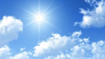 Сончево и многу топло време