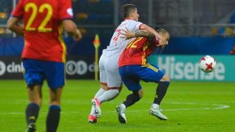 (ВИДЕО) Македонија поразена од Шпанија со 5:0