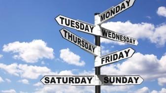 Кои денови во седмицата носат среќа?